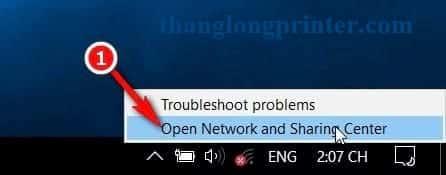 kiểm tra máy tính không vào được mạng internet