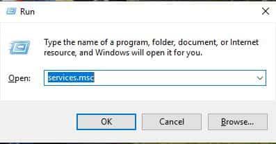 printer offline do dịch vụ hệ thống