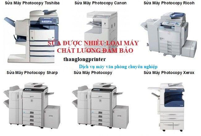 sửa máy photocopy tại văn phòng