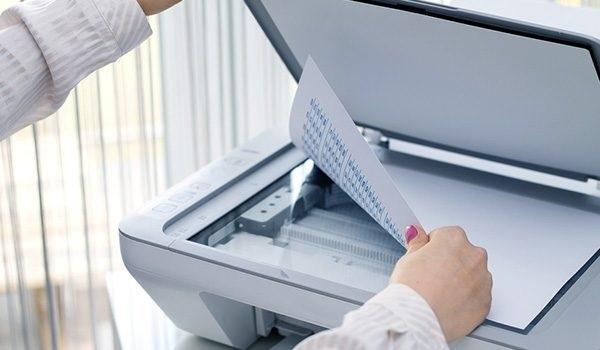 Nguyên nhân máy in không nhận giấy (Cách sửa máy in không nhận giấy).