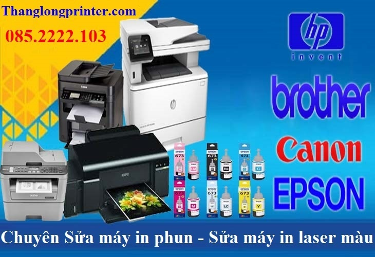 Sửa máy in tại nhà hà nội